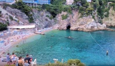 12. Großes Wasserball Festival am Strand Bellevue in Dubrovnik erleben