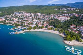 13. Aerobic am Meer und mehr erleben Sie am Stadtstrand Crikvenica