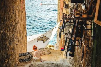 2. Explore Rovinj and its lovely narrow streets