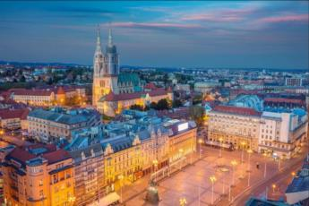 3. Visit the capital of Croatia Zagreb and discover the upper town