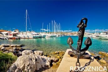 5. Discover Rogoznica the biggest marina on the Adriatic sea