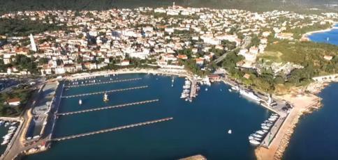11. Stay at Novi Vinodolski and experience the Riviera of Crikvenica