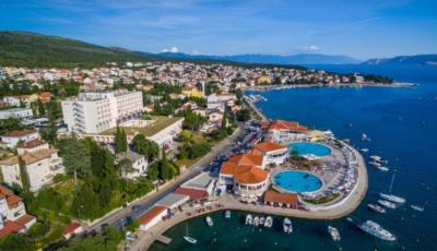 16. Make holiday in Selce, a picturesque seaside resort in the Kvarner Bay