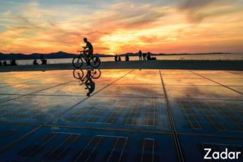20. Visit Zadar and enjoy the most beautiful sunset in the World