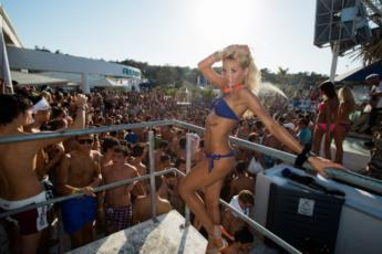 The best places to party in Croatia