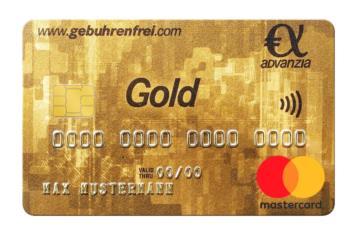 5.3 Advanzia Gold