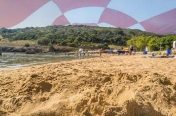 Introduction to the Croatian sandy beaches