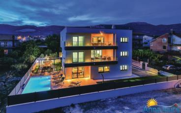 Villa with pool Blue Dream Foto