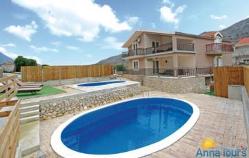 Kuća za odmor sa bazenom Fresh Light