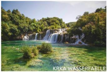 4. Krka Wasserfälle