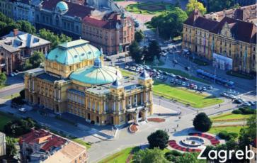 7. Besuchen Sie Zagreb, die Hauptstadt Kroatiens
