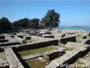 8. Brijuni Inseln