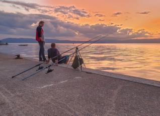 Angeln in Kroatien - Infos und Geheimtipps zum Fischen in der Adria
