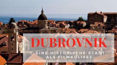 Dubrovnik Eine historische Stadt als Filmkulisse Foto