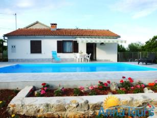 Holiday house with pool Bijou Foto