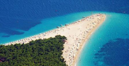 Top 10 najboljih plaža u Hrvatskoj Foto