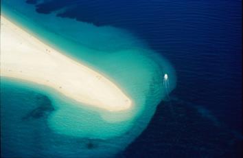 Kroatiens schönster Strand